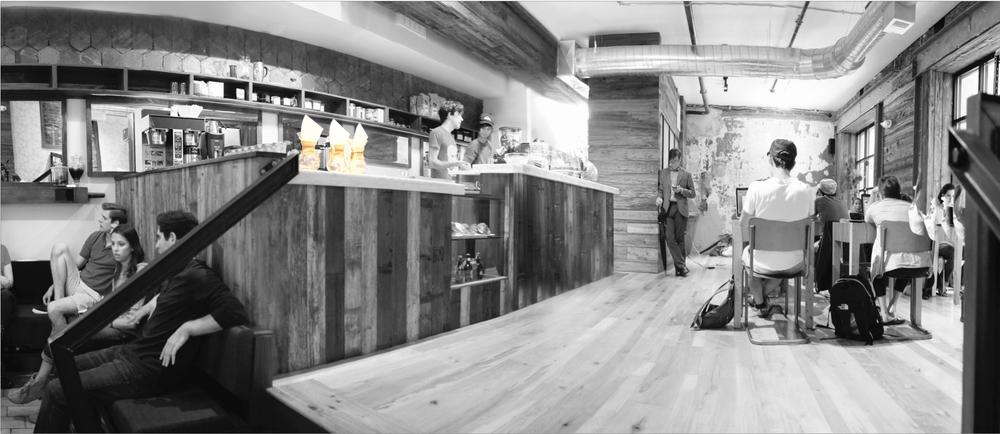 Elixr Cafe Philadelphia