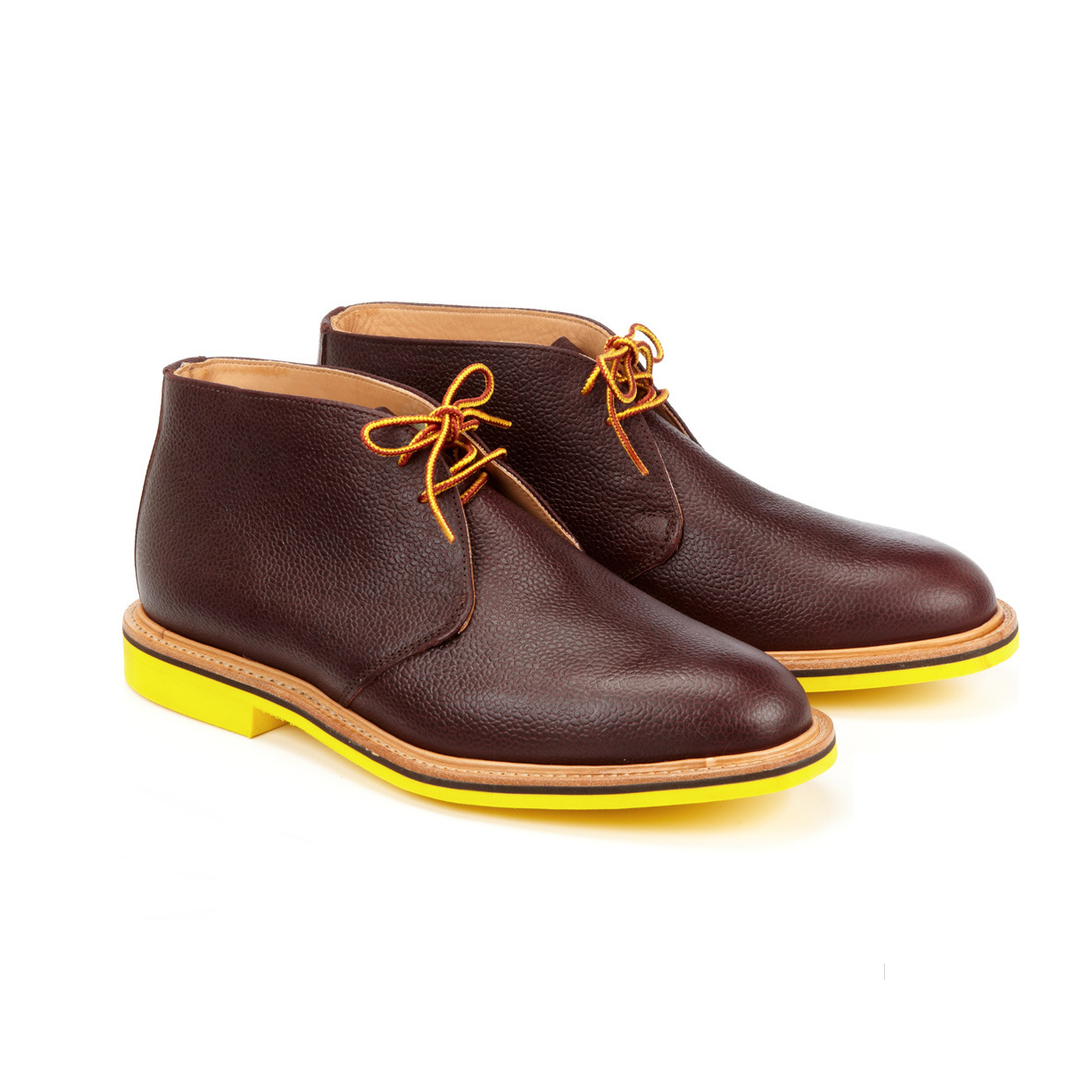 Mark McNairy Full Grain Chukka Boots