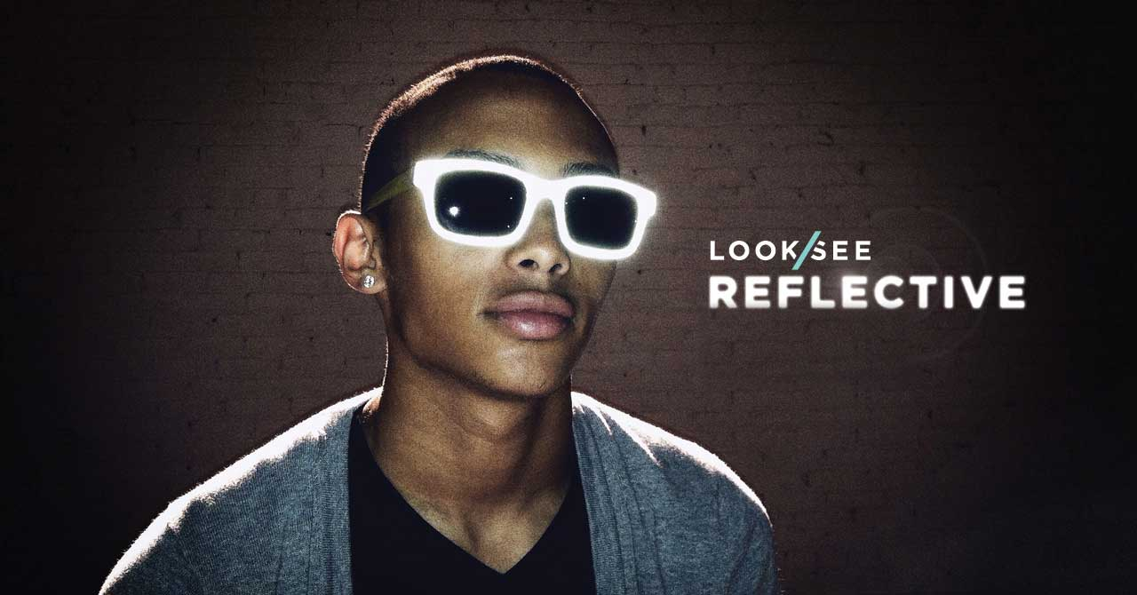 Look/See Reflective