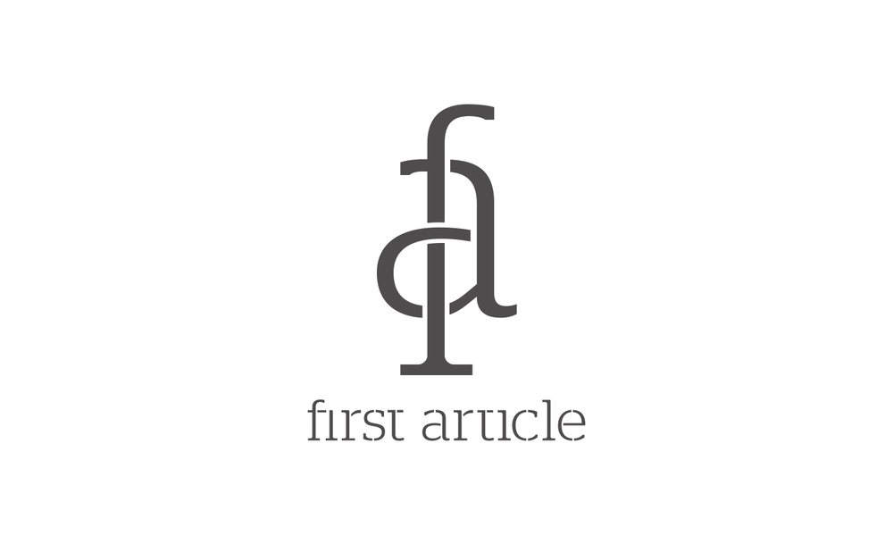First Article Clothing