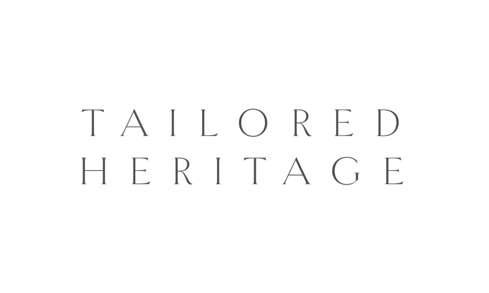 Tailored Heritage, www.tailoredheritage.com