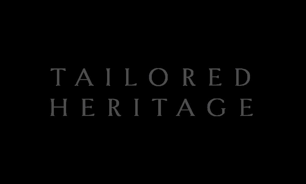 Tailored Heritage, www.tailoredheritage.com
