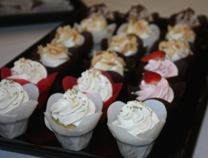 Cupcakes - Variety of Flavors