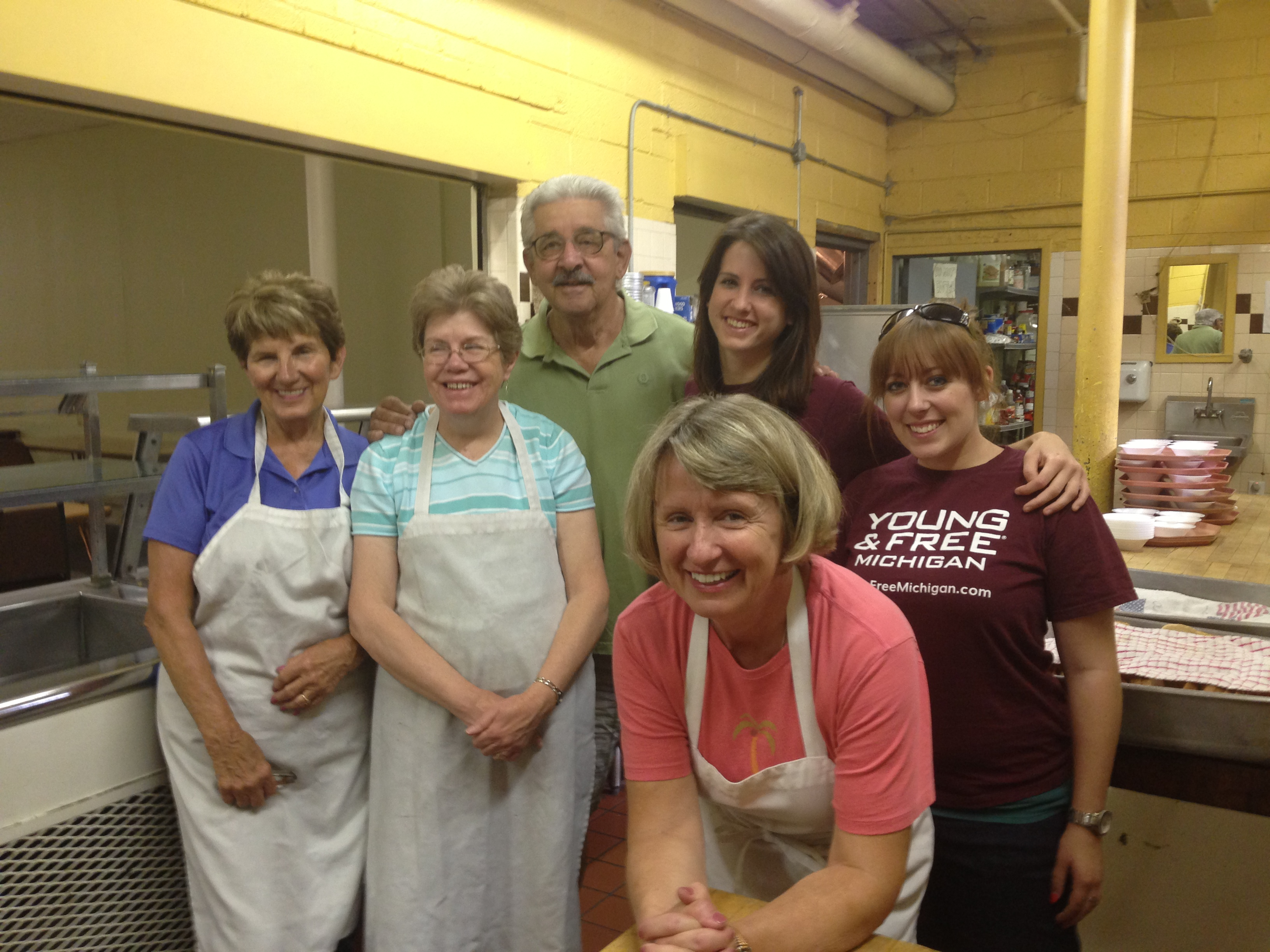 My Experience Volunteering At St Leos Soup Kitchen
