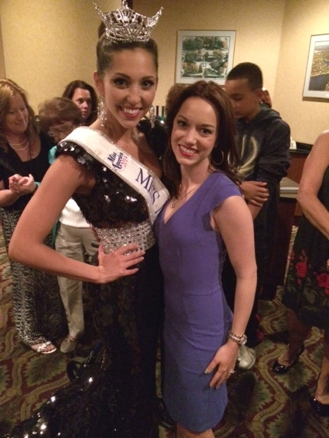 Miss Michigan 2014, KT and Young & Free Michigan Spokester, Ebeth