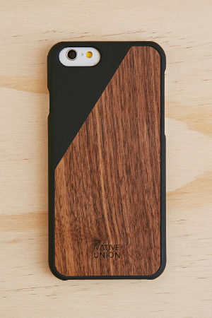 This really cool phone case from Urban Outfitters is $40!