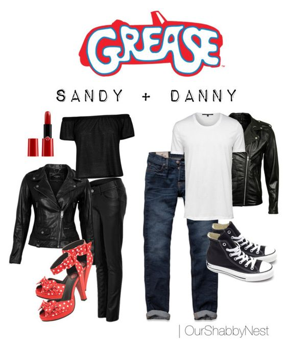 2. Grease - Who doesn't love Grease? Pull out your favorite leather jacket and pants and you're good to go!
