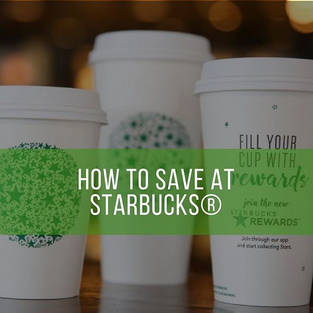 Is your Starbuck® habit getting out of hand? No worries we have some hacks that'll help you save. #starbuckshacks #starbucksaddict