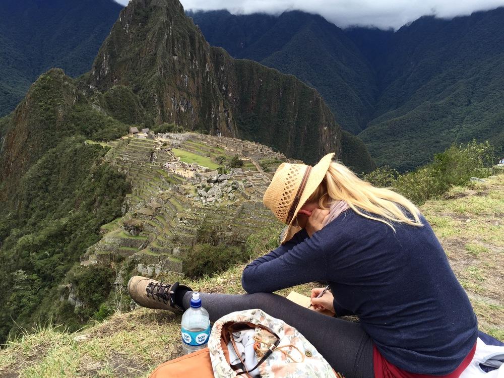 Machu Picchu.Foto: Kaidi Reinu