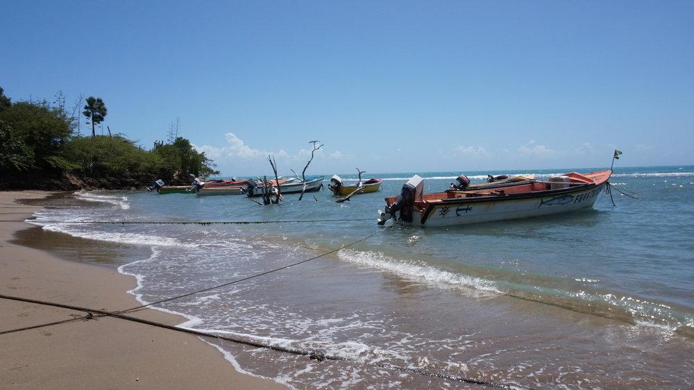 Kaluriküla rannas. Foto: Tarrvi Laamann