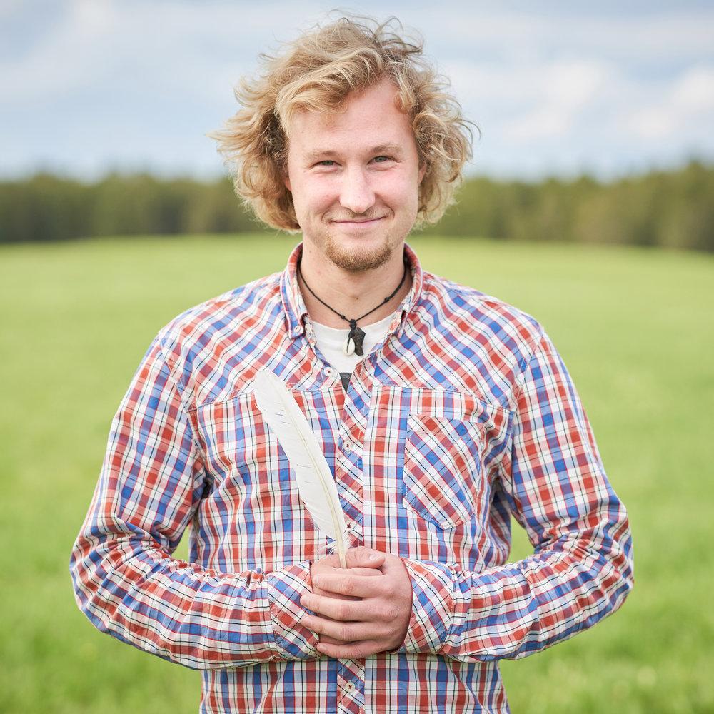 Reisijuht Joosep Sarapuu