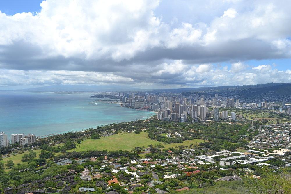 Vaade Honolulule ja Waikikile.JPG