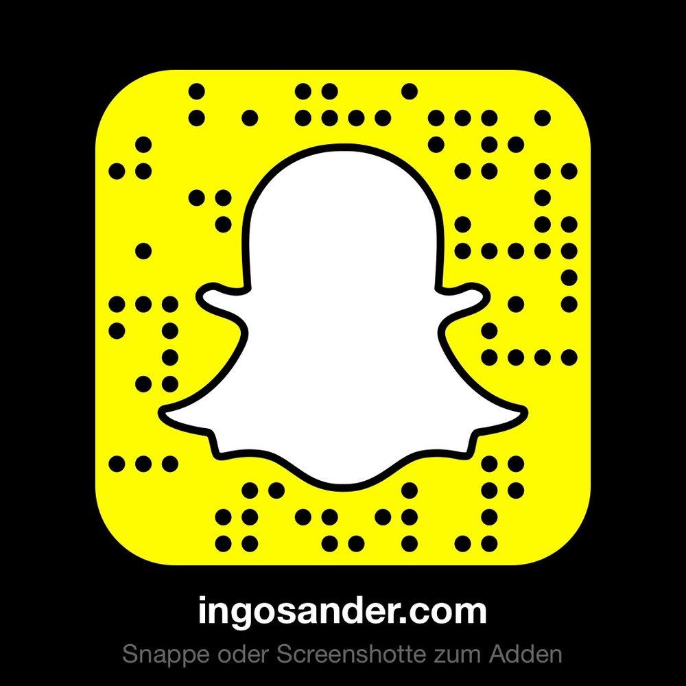 WHOOPWHOOP - ingosander.com auf Snapchat