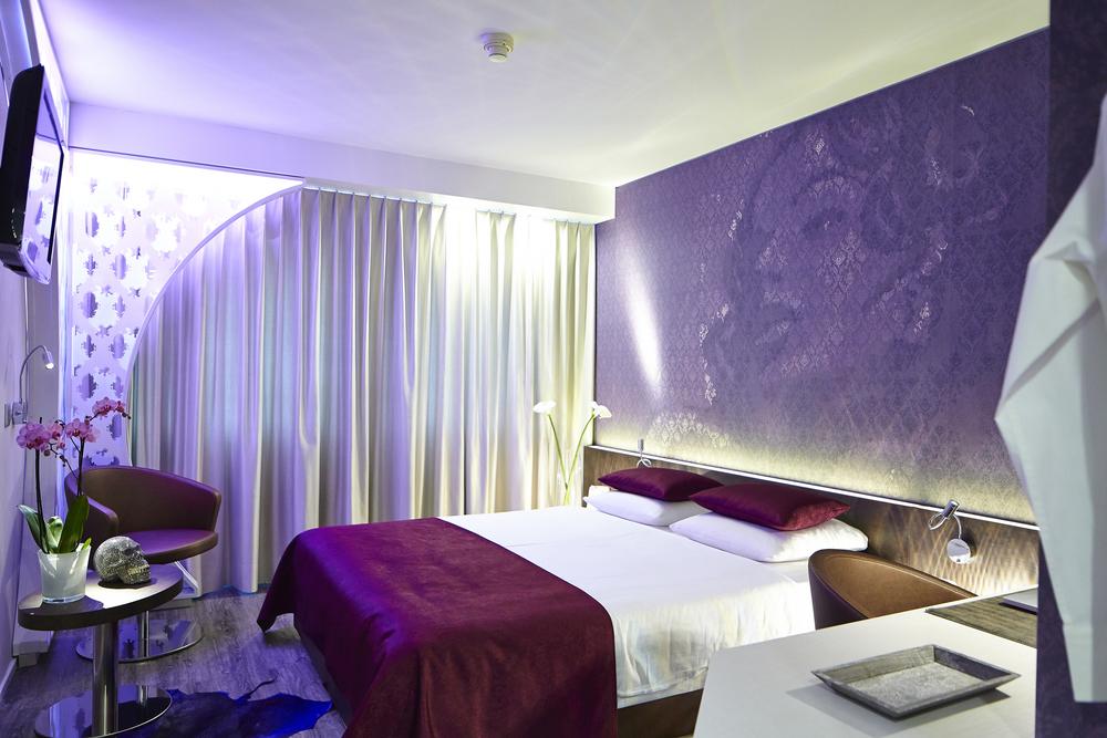 Hotelzimmerdesign Schweiz