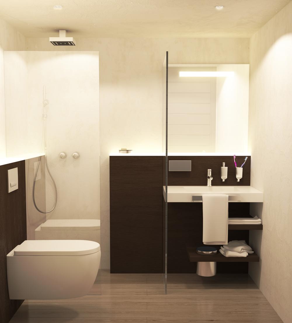 Badezimmer Design Trend