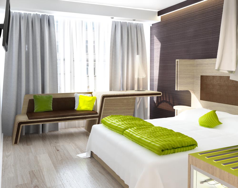 Sterne Hotel Design