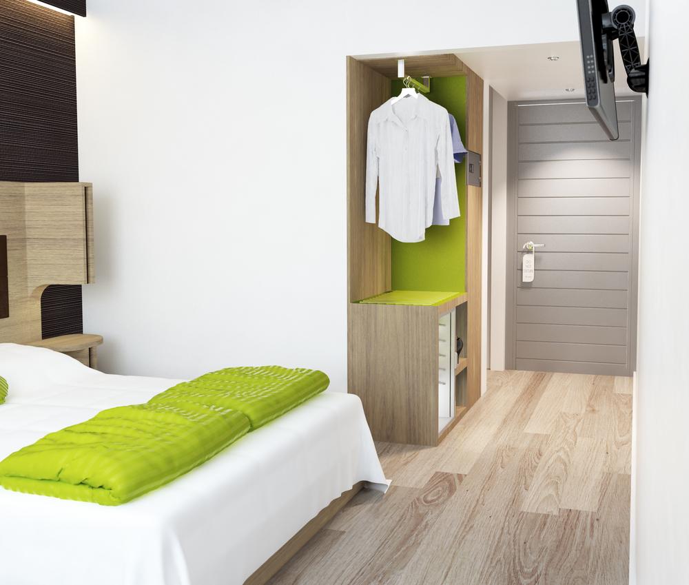 Hotelzimmer studer for Hotel design 987 4