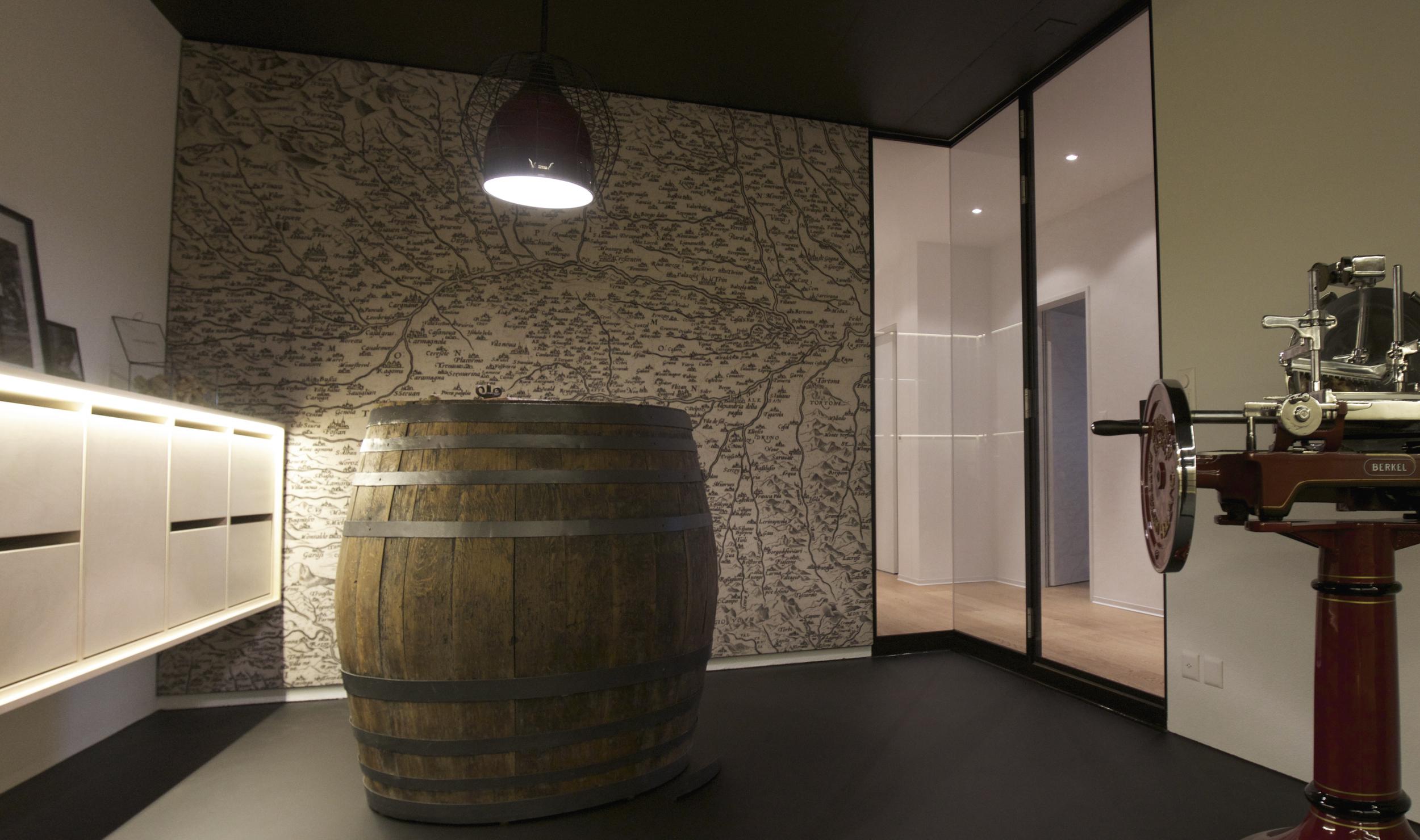Design weinkeller  Weinkeller Privat — Studer