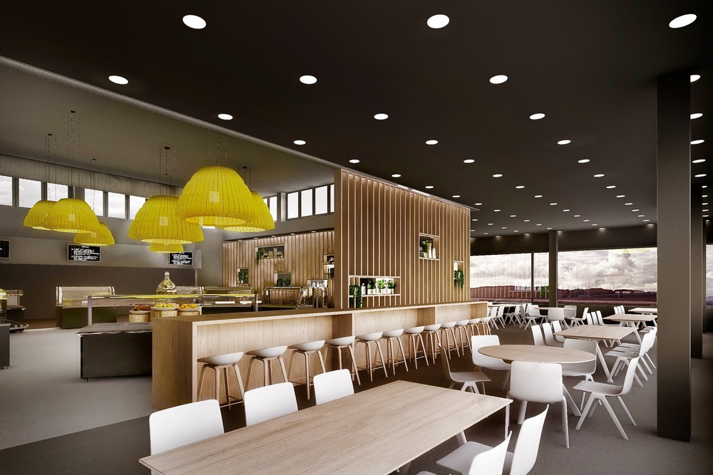 Hotel gastro studer for Innenarchitektur restaurant