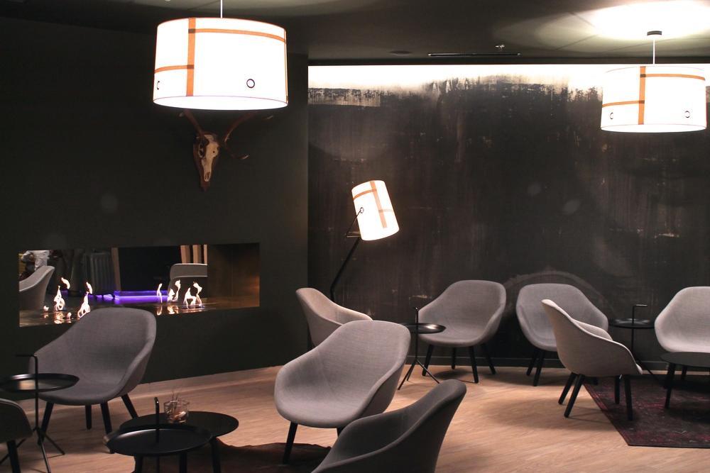 Lounge Design Hotel Flora Luzern
