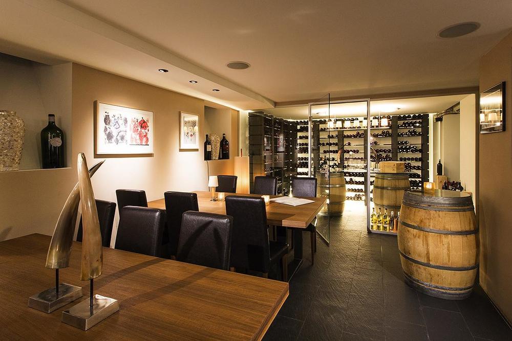 Design weinkeller  Hotel & Gastro — Studer