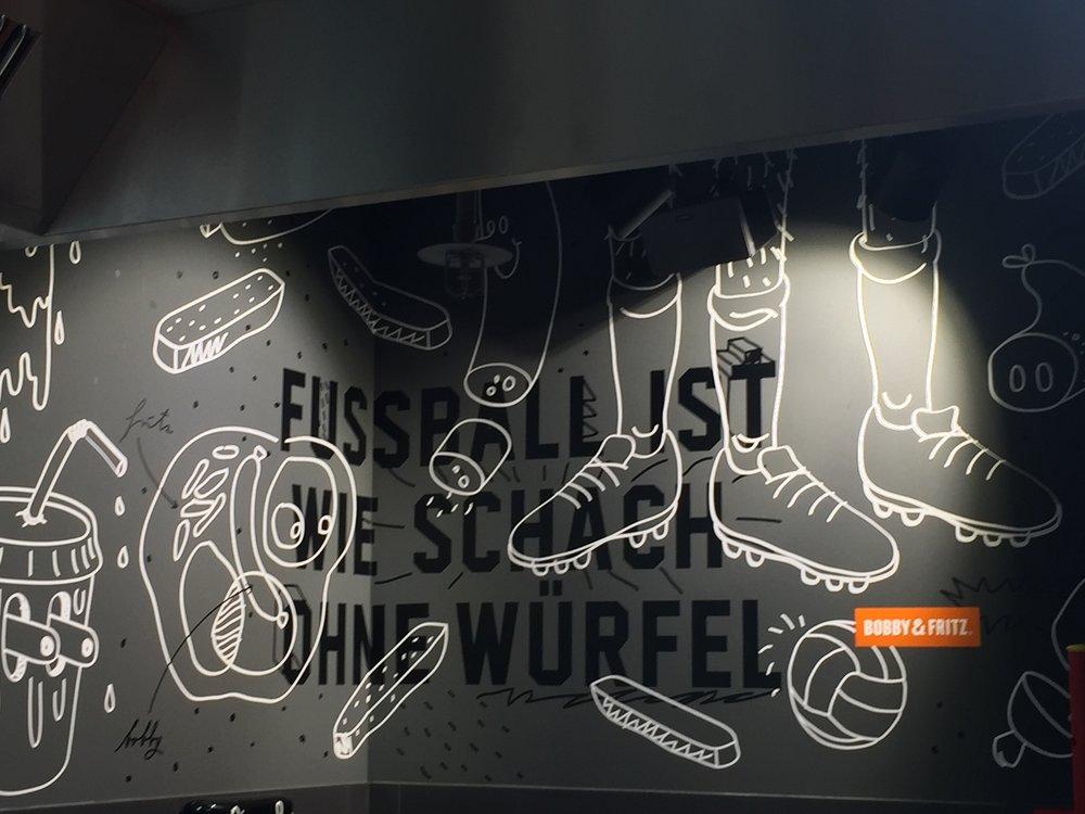 Hauptbahnhof Luzern Beschriftung