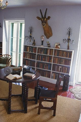 Study, Ernest Hemingway's House - Key West, FL