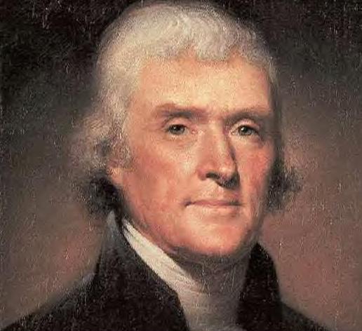 Thomas Jefferson - U.S. President