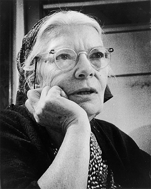 Dorothy Day - activist, champion of the poor