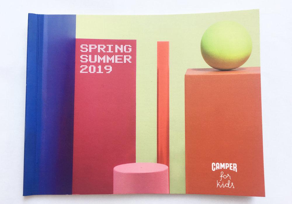 CAMPER kids spring summer 2019