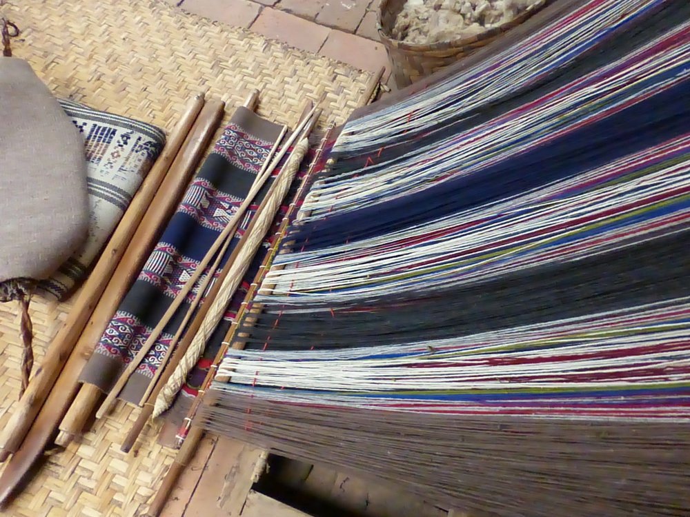 Backstrap Loom project