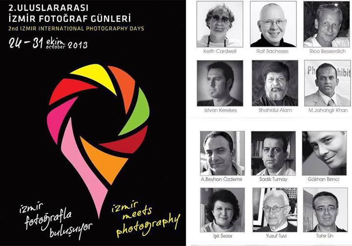 Recent Photography Festival in Izmir, Turkey