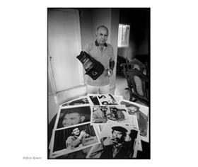 Perfecto Romero:: Che Photographer from 1958