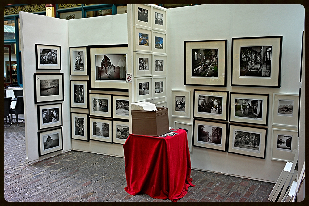 Art Fair Leaden Hall July 2015