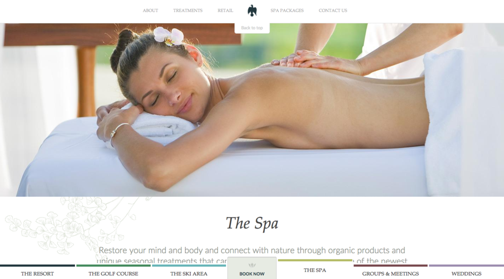 Best Spas in Vermont   Day Spas in Vermont   The Woodstock Inn.png