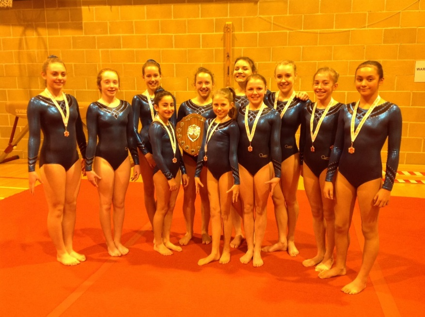 Elite Gymnasts – Tonbridge Grammar School