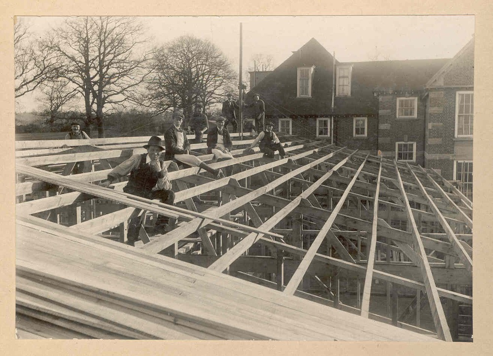 Construction of the Annexe