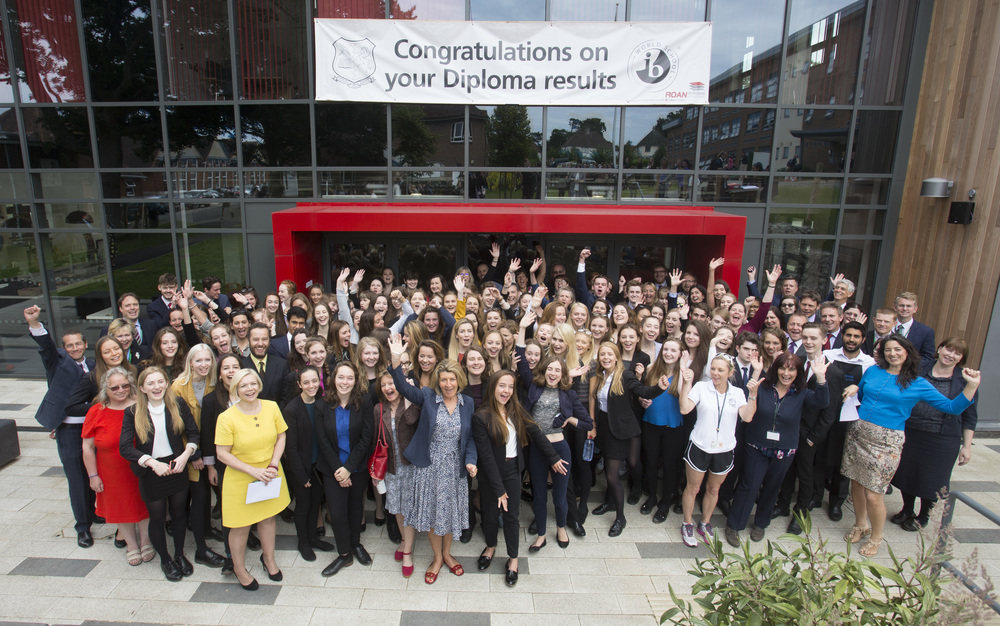 Tonbridge Grammar School celebrates its largest ever success as 157 gain the prestigious IB Diploma