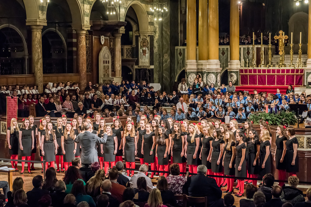 Motet Choir 2015