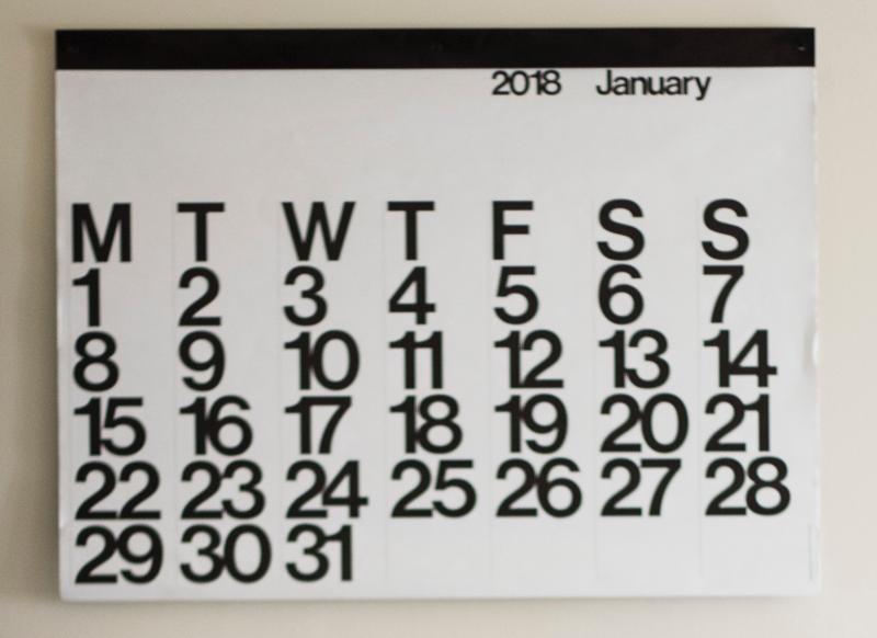 Key dates when applying to the Sixth Form