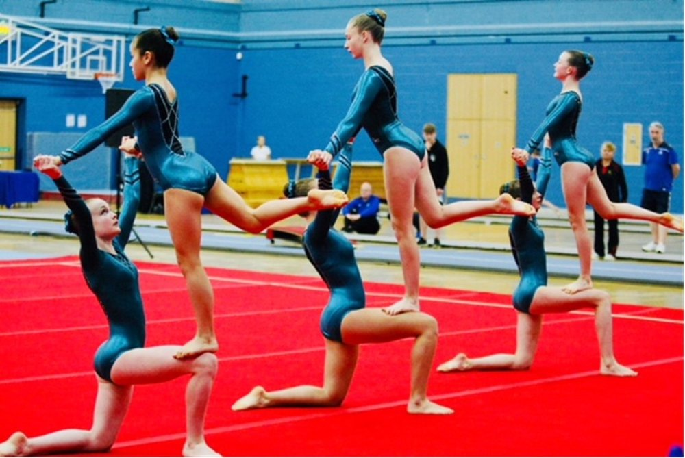 2018 BSGA National Finals for Acrobatics and Tumbling