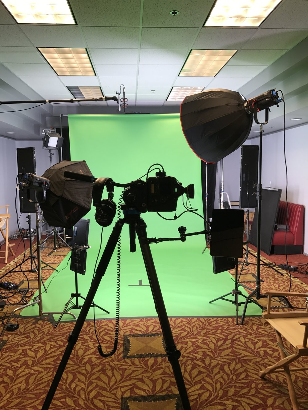 Schneider Productions celebrity commercial video production.JPG