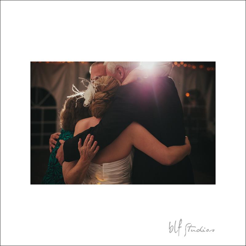 A hug than tells a story.