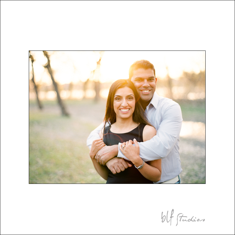 East Indian Engagement session in Winnipeg