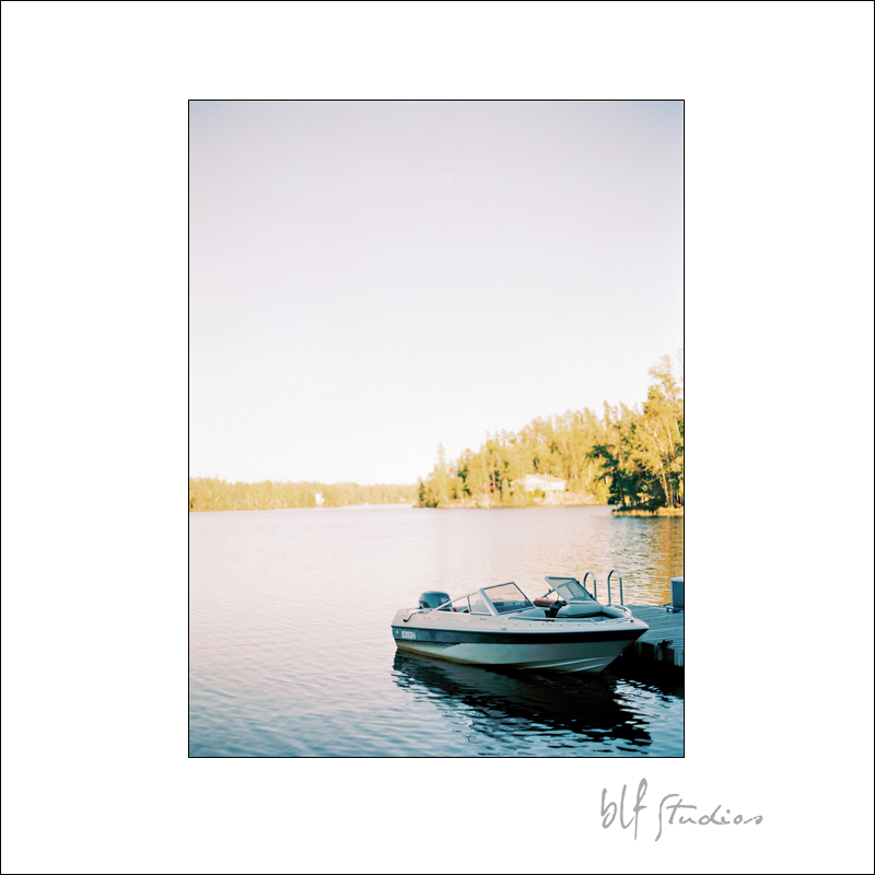 Film engagement photos from West Hawk Lake