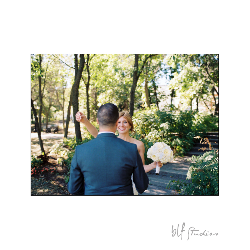 Film wedding photographers in Winnipeg