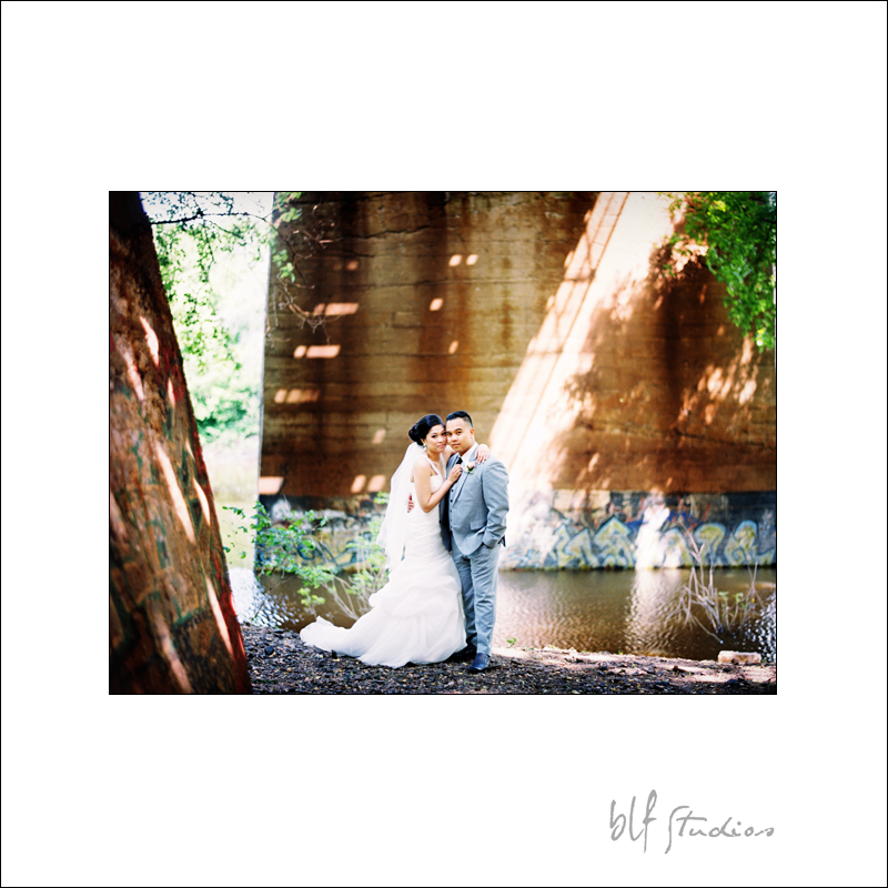 Film wedding photographer in Winnipeg
