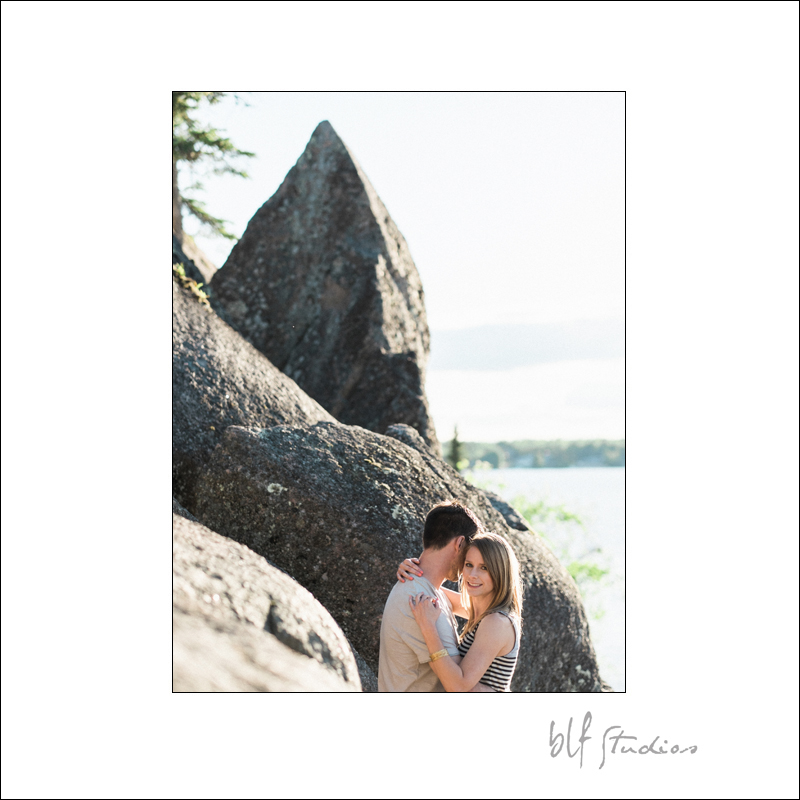 Whiteshell Provincial Park Wedding Photographer