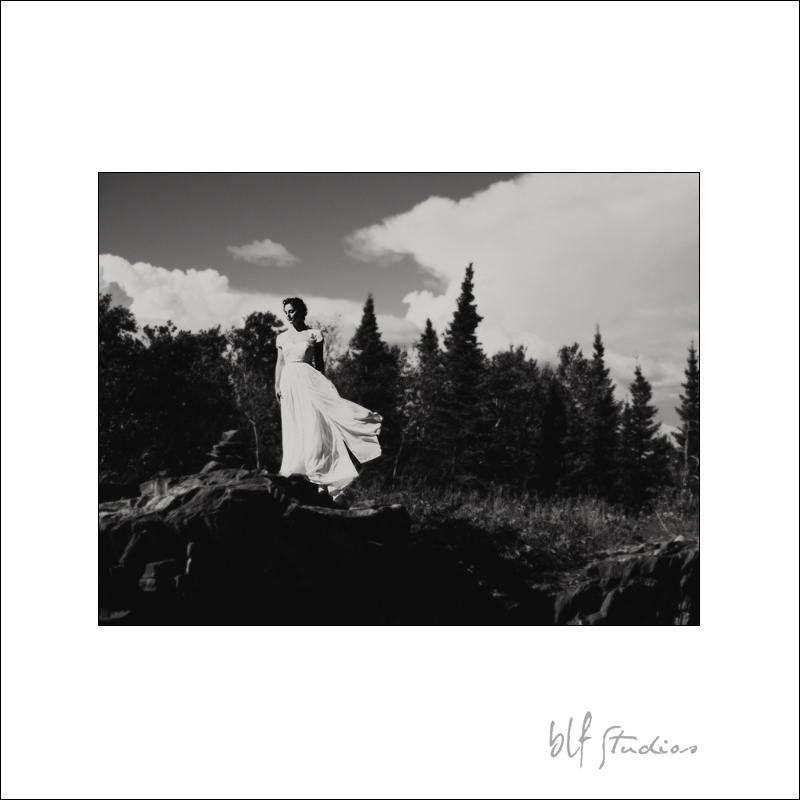 Canadian Wedding Industry Awards Solo Portrait winner