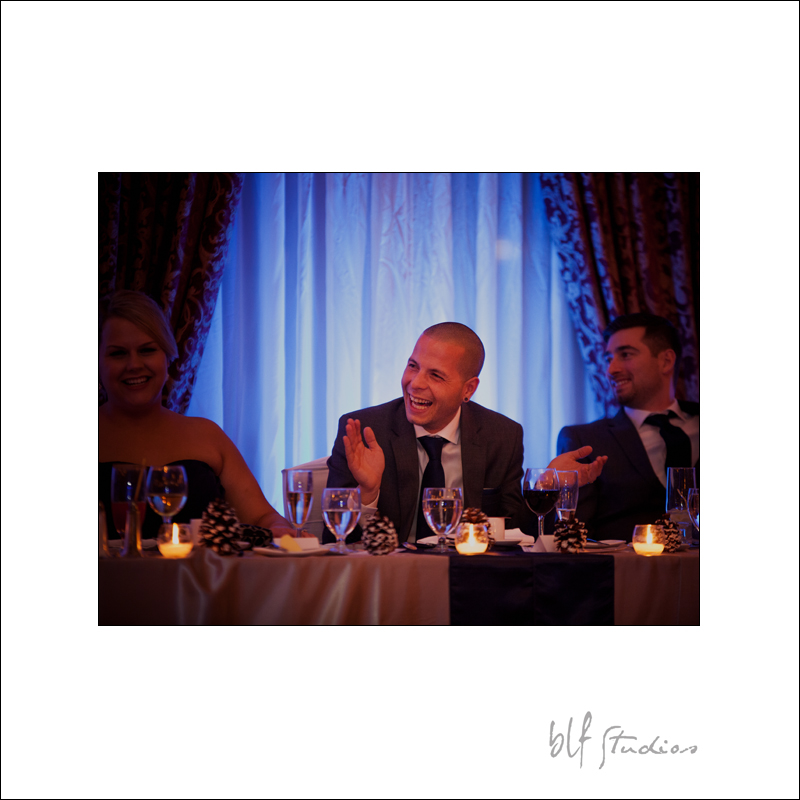 Hotel Fort Garry wedding photo